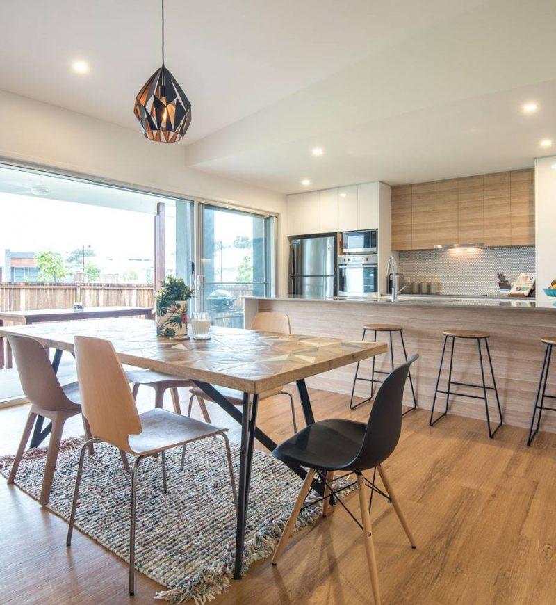 Kitchen Renovations Sunshine Coast - dining room