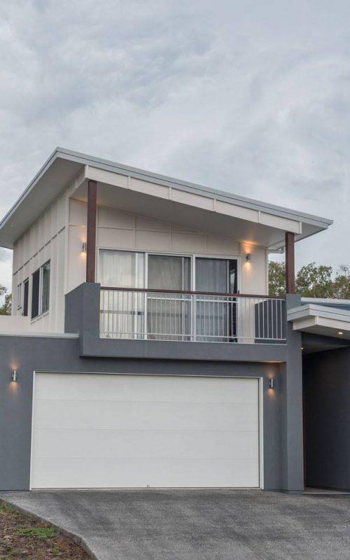 Luxury home builders sunshine coast grey house