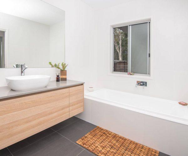 Home Renovations - modern bathroom