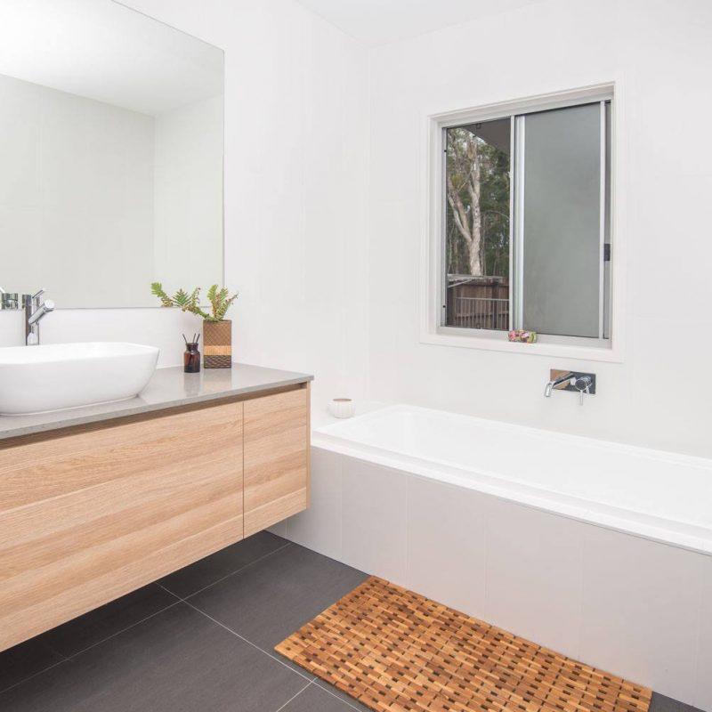 Builder Sunshine Coast - bathroom